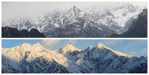 Auli - Switzerland in India