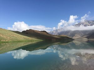 Treacherous Encounter in the Middle Land- Lahaul Spiti #spitified