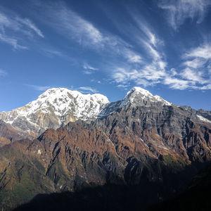 Trekking in Nepal - Mardi Himal base camp trek (Day 02)