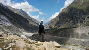 Hampta Pass - Chandra Taal - The trek of varying terrains!!