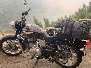 Coimbatore-Palani-Madurai-Kodaikanal-Pollachi-Palakkad Solo Trip in my RE (Oct 2019)