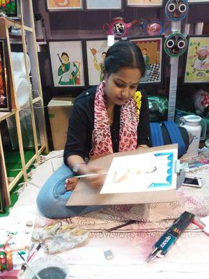Handicrafts Mela, Salt Lake, Kolkata