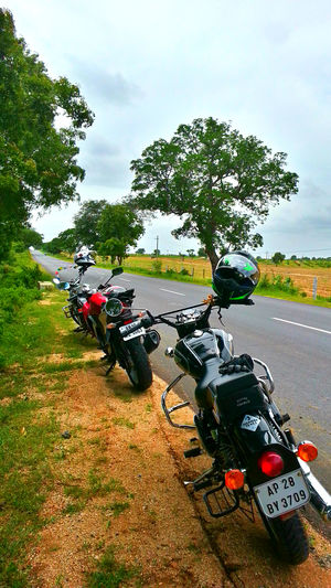 Motorcycle tour of Goa & Western Ghats