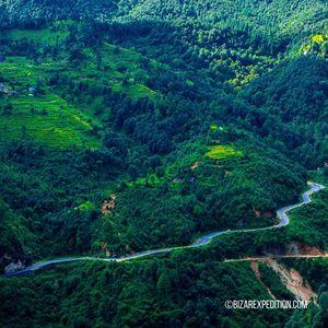 Pithoragarh- Munsiyari - Khaliya Top in Uttarakhand