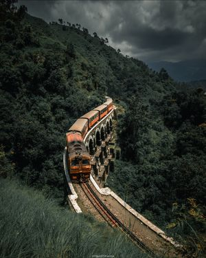 The Hidden Gem Of Shimla - Bridge 541 , Highest Arch Gallery Bridge of Indian Railways