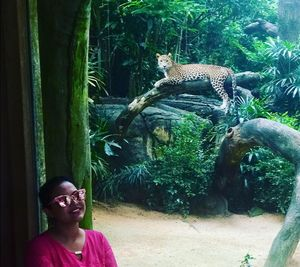 Singapore Zoo and Bird Park