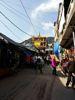 Sights and sound of Mcleodganj