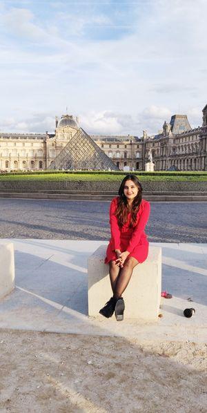 @atingeofvogue travels to Paris