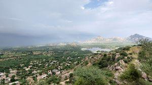 Jawai the largest dam of Rajasthan