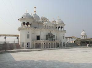 Anandpur Sahib Gurudwara - Punjab - India