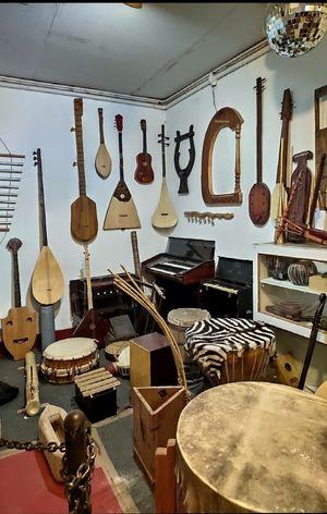 Melody World Wax Museum at Mysore.