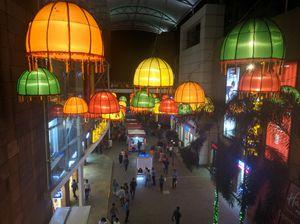 CC2 mall , Kolkata
