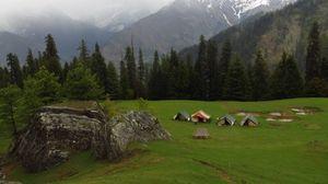 Camp 6 - Bhandak Thatch 1/5 by Tripoto
