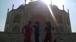 Taj Mahal 1/23 by Tripoto