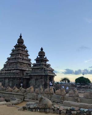 Beautiful Shore Temple ...