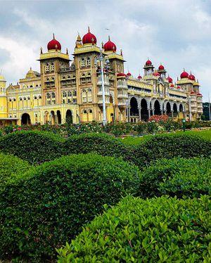 Unplanned trip to Mysore