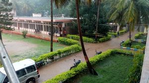 Popular agriculture university Dharwad in india