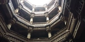 Adalaj Stepwell, Ahmedabad (Historical Place)