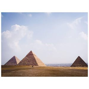 The Mighty Pyramids & Sphinx