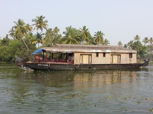 Venice of the East:Alleppey