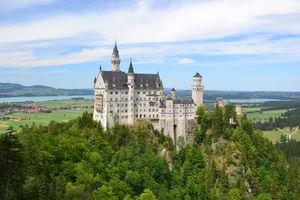 A day at the Fairytale Castle (Photoblog)