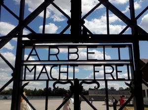 Sound of Silence: Dachau