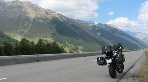 De mota até aos Alpes