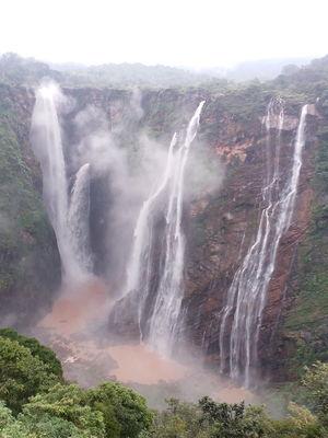 Wonderful weekend trip to Jog falls
