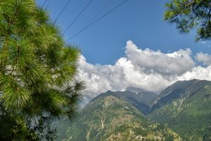 Naddi Village - Himachal
