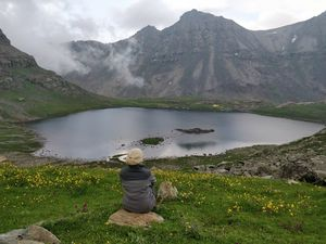 Untouched Kashmir: Tarsar-Marsar lakes!