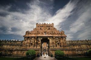Tanjavur brihadeeshwar temple