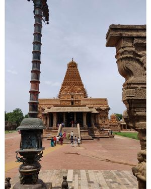 Thanjore Temple