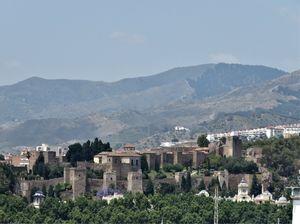 Wandering Through Beautiful Malaga, Spain