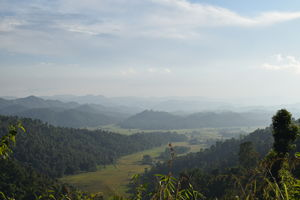 MASLADIANG. The unexplored serenity of natural ambiance in West Karbi Anglong, Assam.