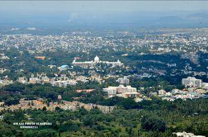 Mysore city full view