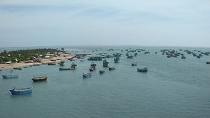 "The island of silence filled up with nature's beauties, history: ""Rameshwaram"""