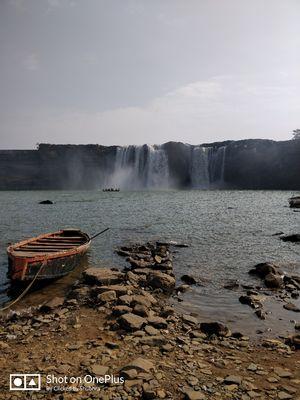 #CHITRAKOT WATER FALL , JAGDALOUR , BASTAR,  BEAUTY OF NATURE #NIAGRA OF CHHATTISGARH