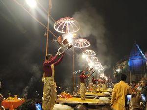 Best place to spend the evening at kashi!