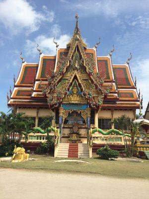 Bangkok-Koh Samui-Koh Phangan