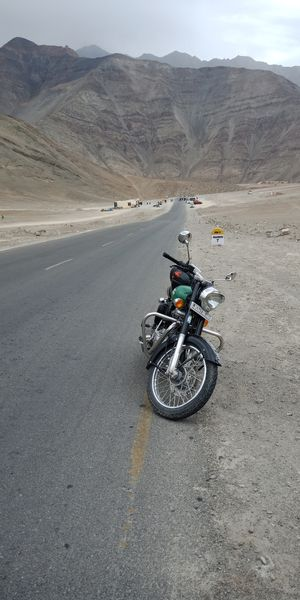 Leh, a high-desert city in the Himalayas, is the capital of the Leh region in northern India's.