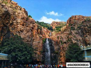 Kapila Teertham Waterfalls-Tirupati Is More than Temples.