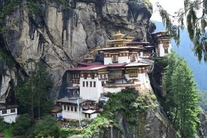 Ditch the tourist crowd and head to Bhutan on your next vacation