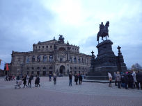 The Semperoper 1/2 by Tripoto