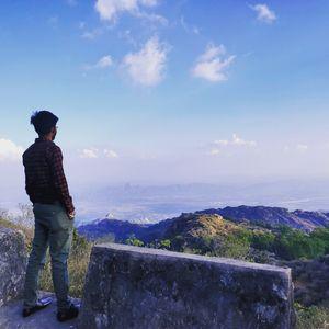Trip in Mount abu , guru sikhar