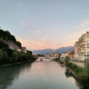 Exploring Grenoble: City in the foothils of the Alps