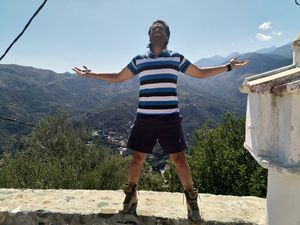 Off-beat trip to Samaria Gorge, Greece