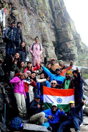 #BestOfTravel-Tale of two Valleys-Hampta Pass trek
