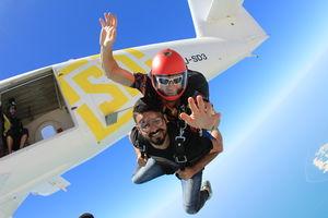 #Skydive Dubai