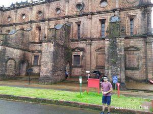 Very famous church in Goa