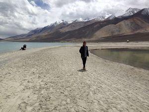 Ladakh without a shield.